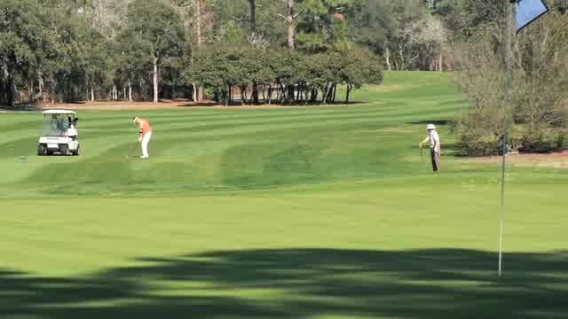 Health & Nutrition-Golf Confidence
