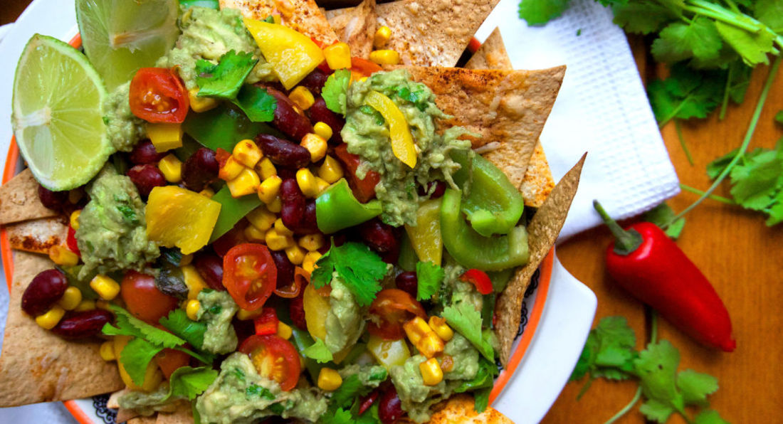Healthy Nachos