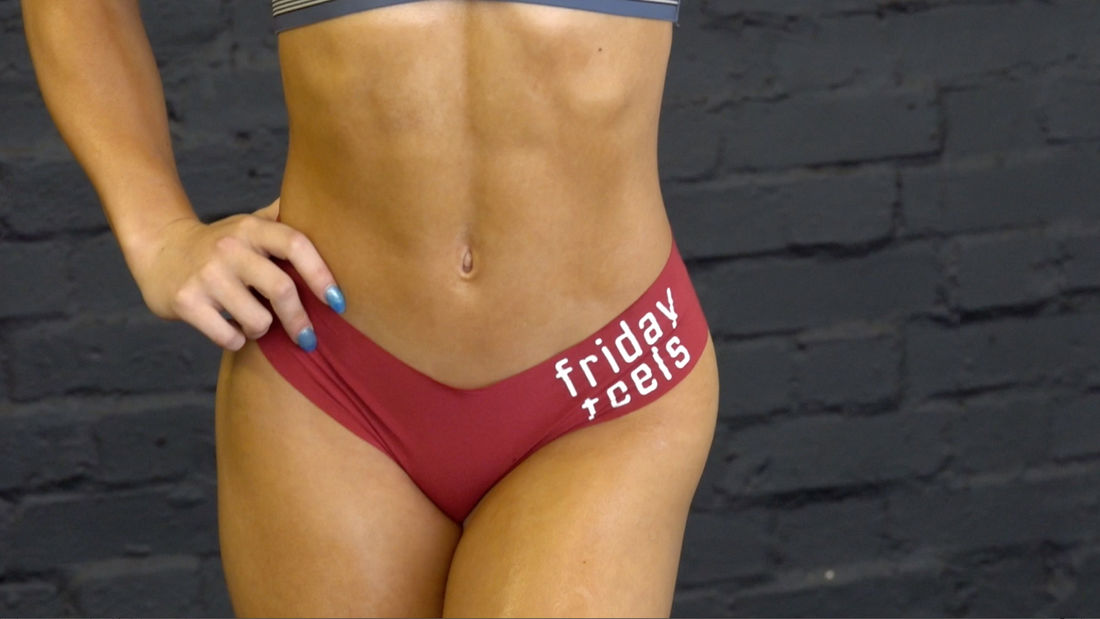 Sexy fitness babes in hot photoshoot