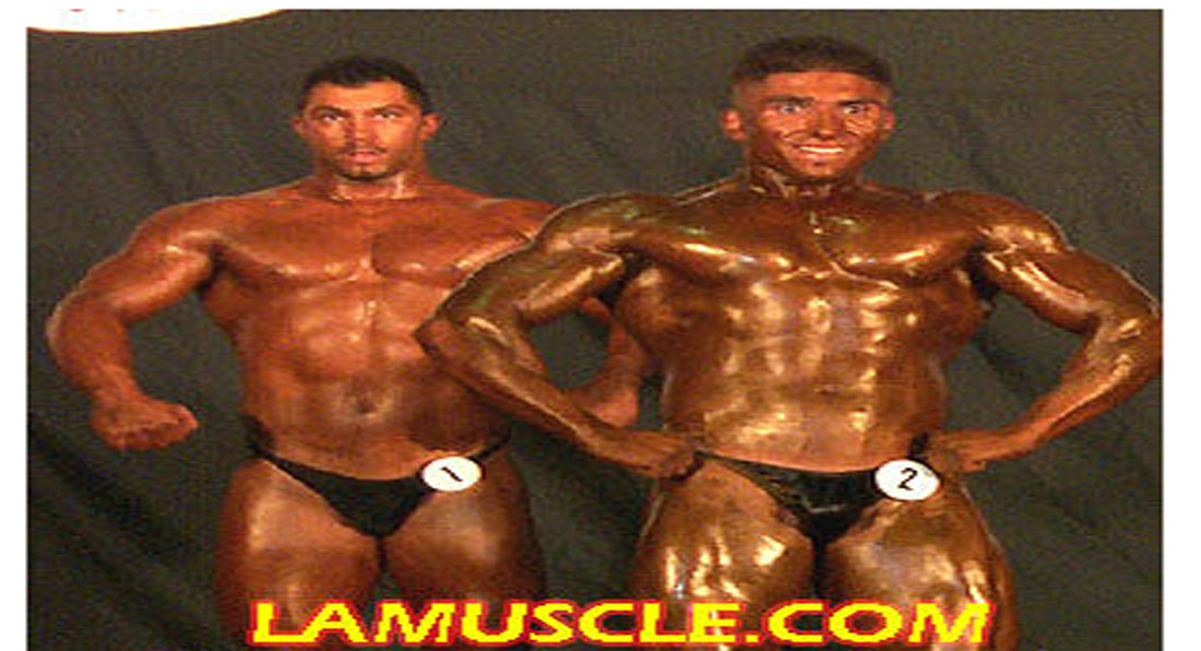 IFBB Mr Cyprus 2004 - Full photos