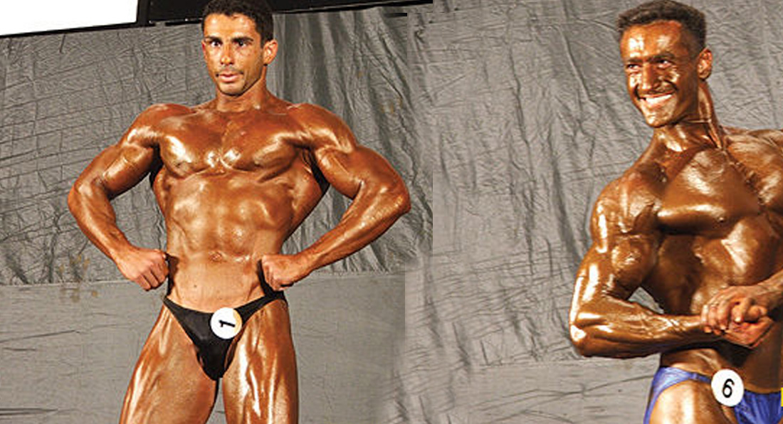 IFBB Mr Cyprus 2007