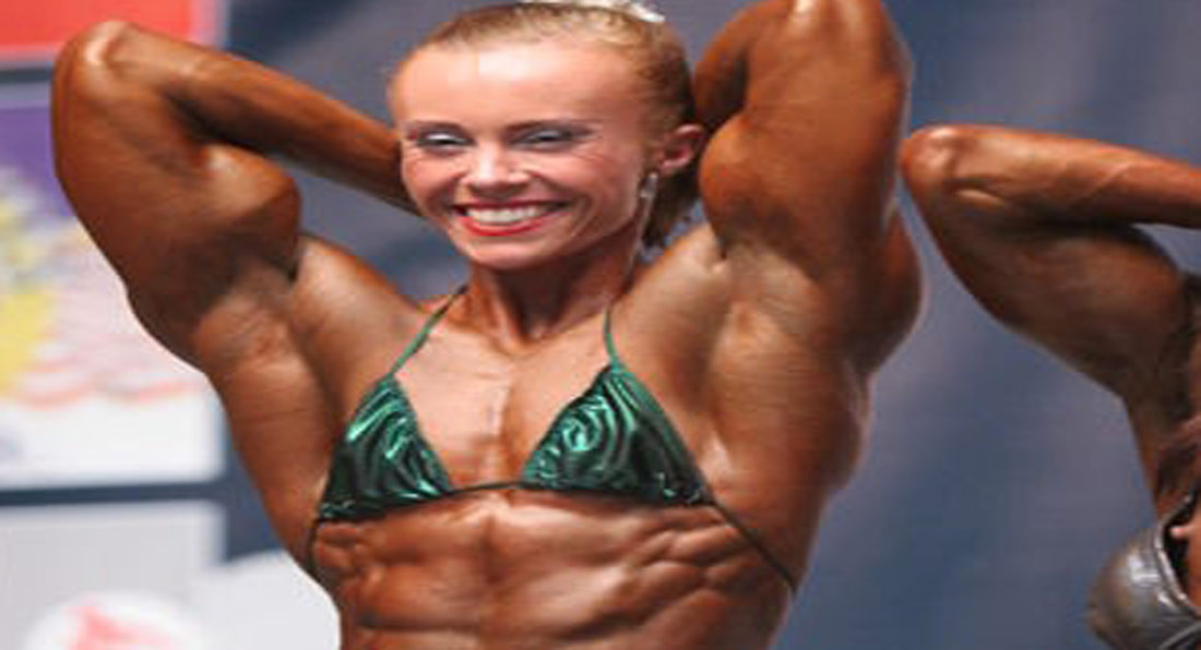 IFBB Womens Fitness & Body building 2005