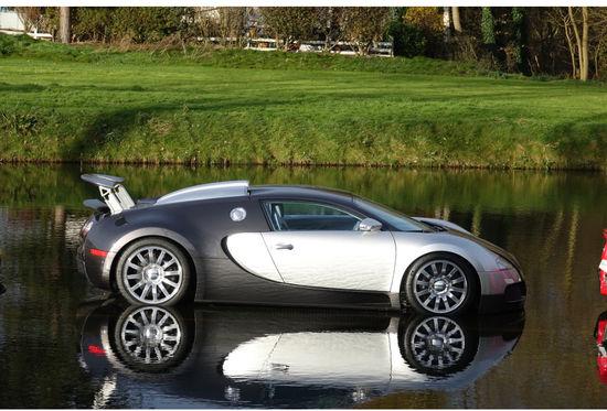 Hypercars at Tom Hartley