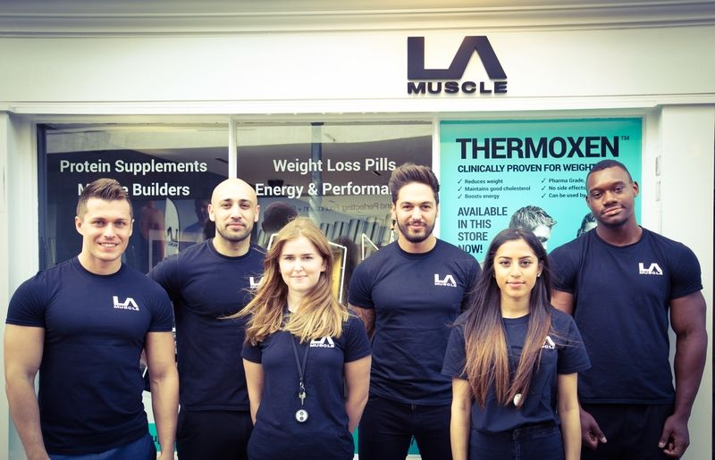 LA Muscle Team
