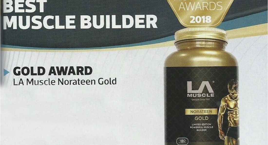 LA Muscle Receives Two Top Awards
