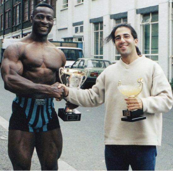 Ben Agboke and Parham Donyai