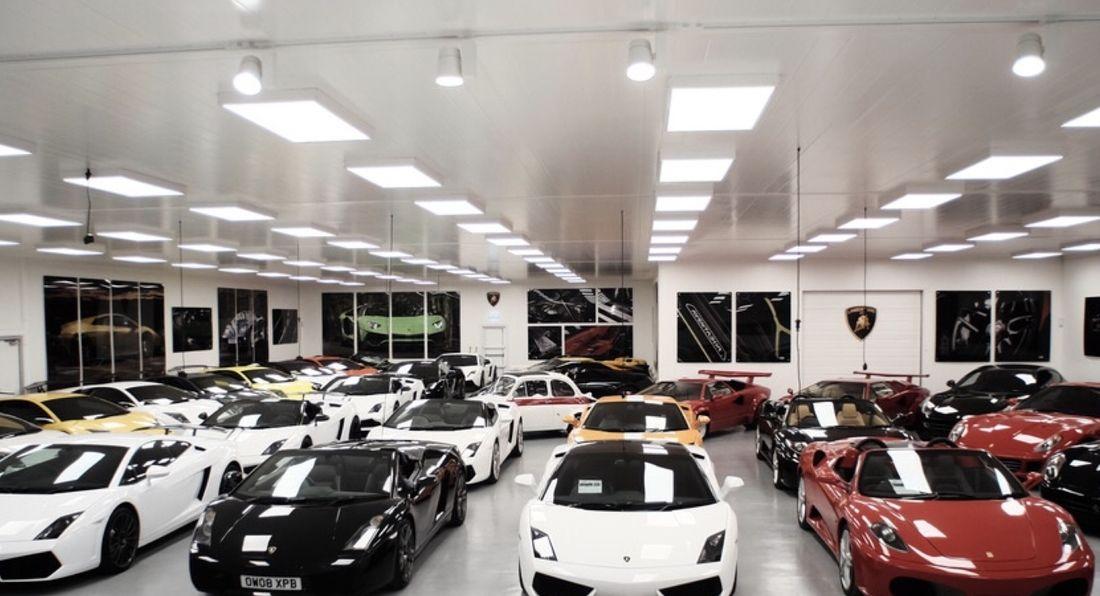 Lamborghini Heaven!