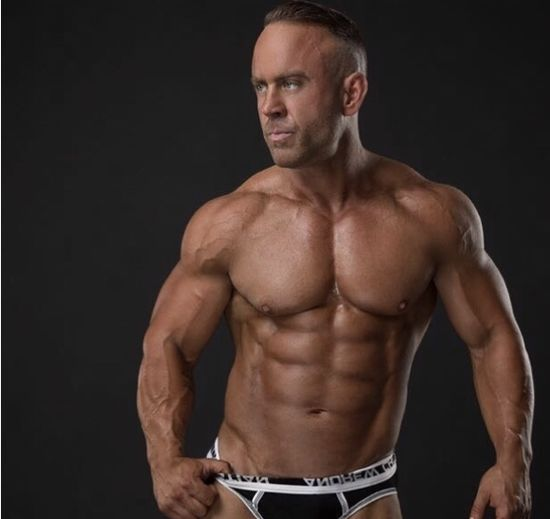 John Clarke Body Transformation