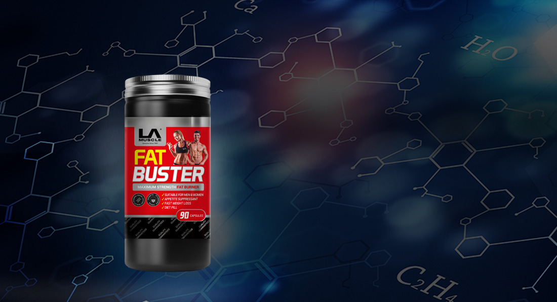 Inside the formula: Fat Buster