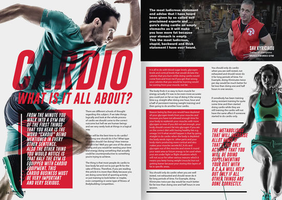 Workout Magazine 7