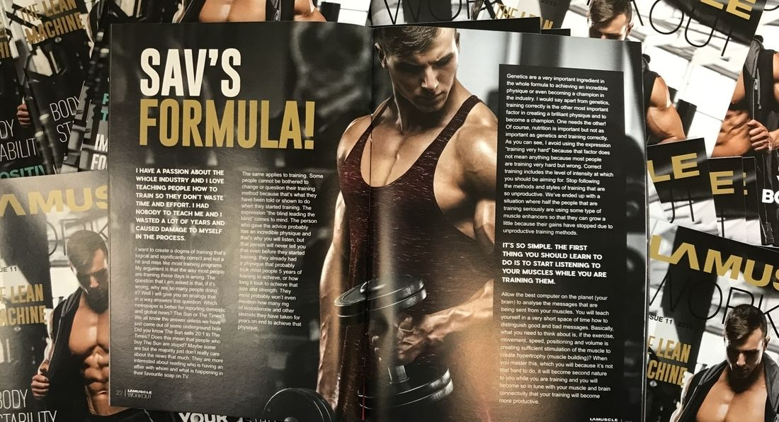 LA Muscle Workout Magazine Latest Issue Now Available!