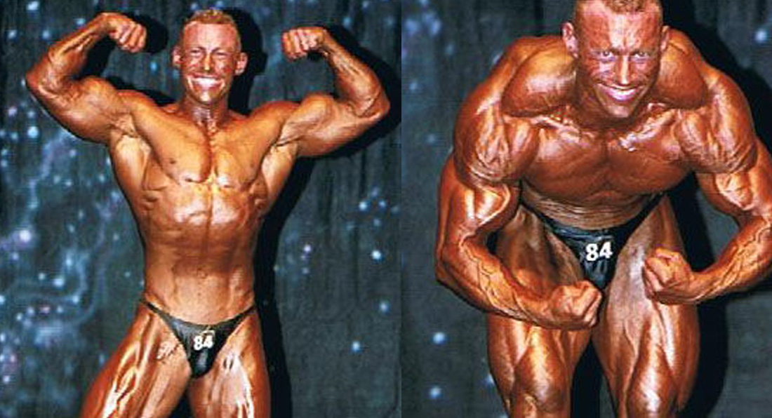 Our Jamie Cameron wins Mr New Zealand 2004!