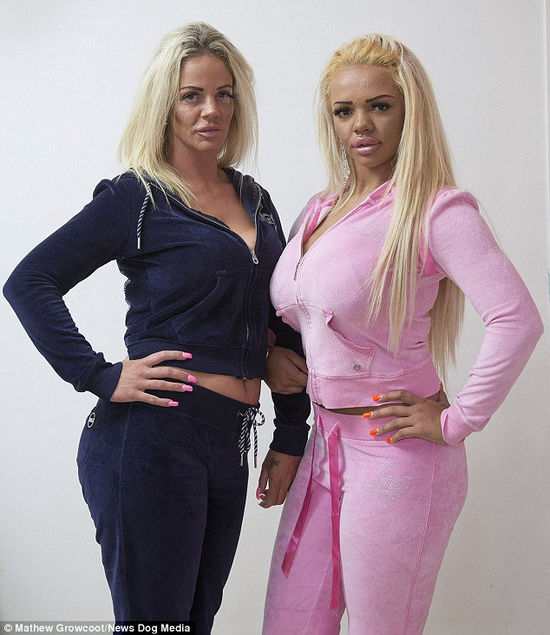 Katie Price Lookalikes