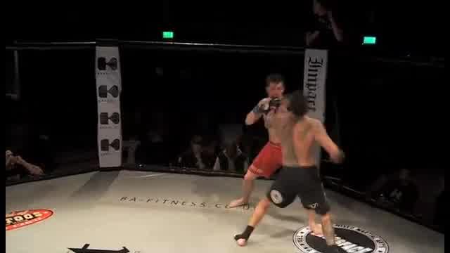 Kayo MMA Rush Part 1