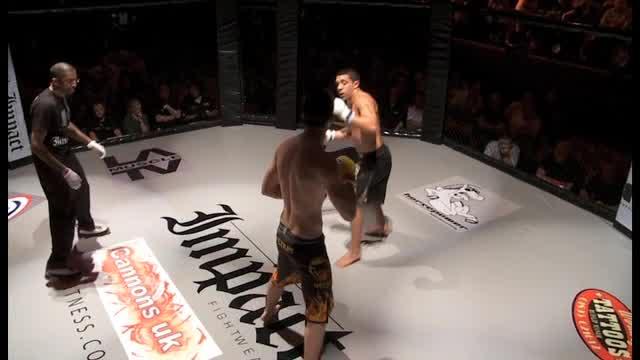 Kayo MMA Homecoming