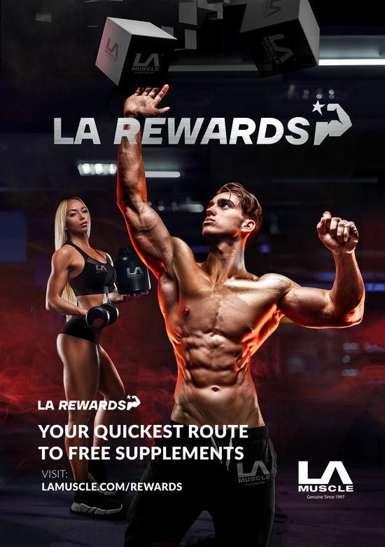 LA Muscle Rewards