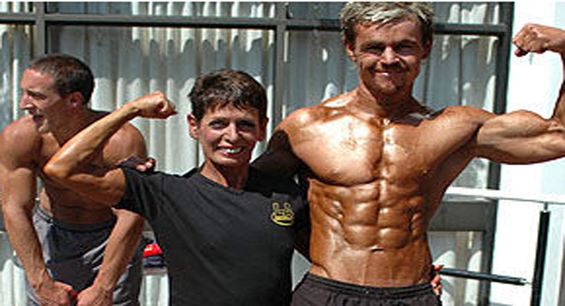 LA Muscle's BNBF Central Qualifier 2005