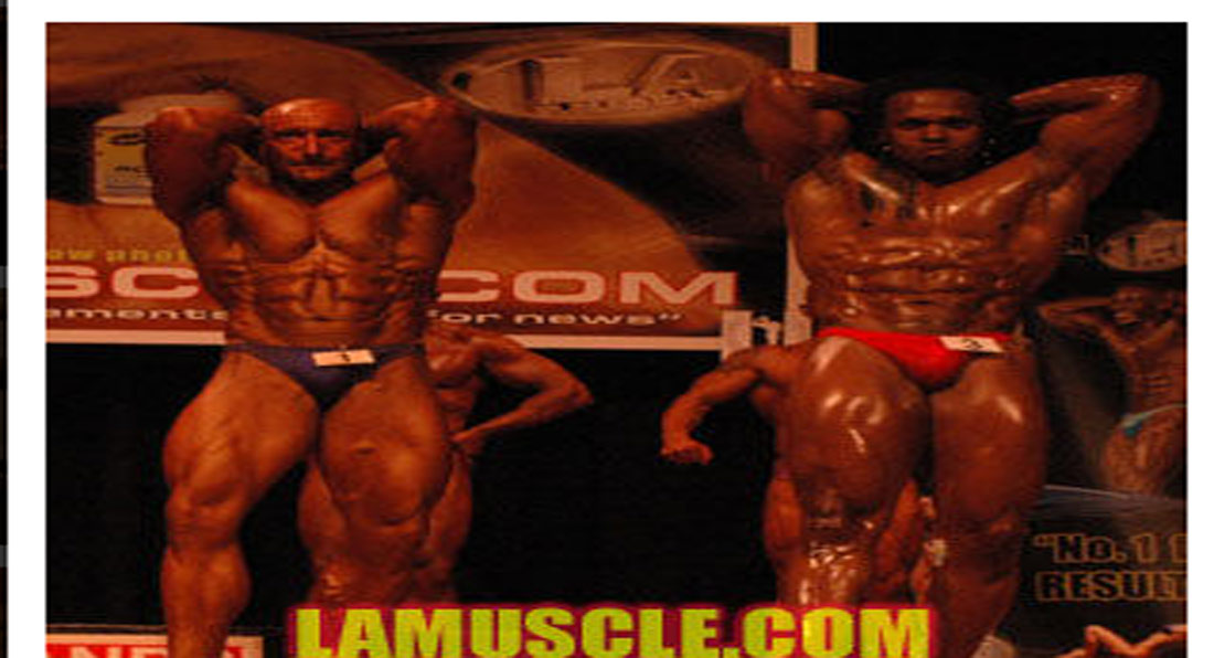 LA MUSCLE'S NABBA PRO-AM OSCARS 2005