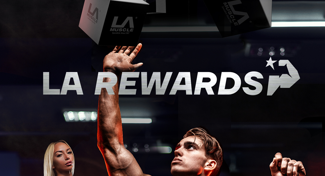 LA Rewards: Your route to FREE Products!
