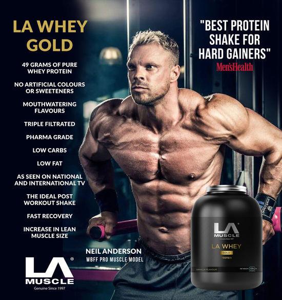 LA Whey protein