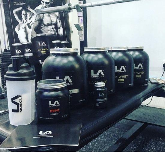 LA Muscle Supplements
