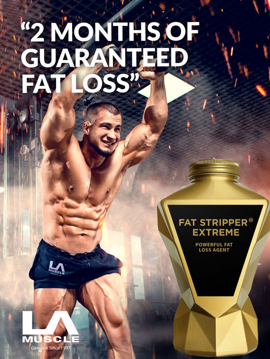 Fat Stripper Extreme fat burning weight loss supplement