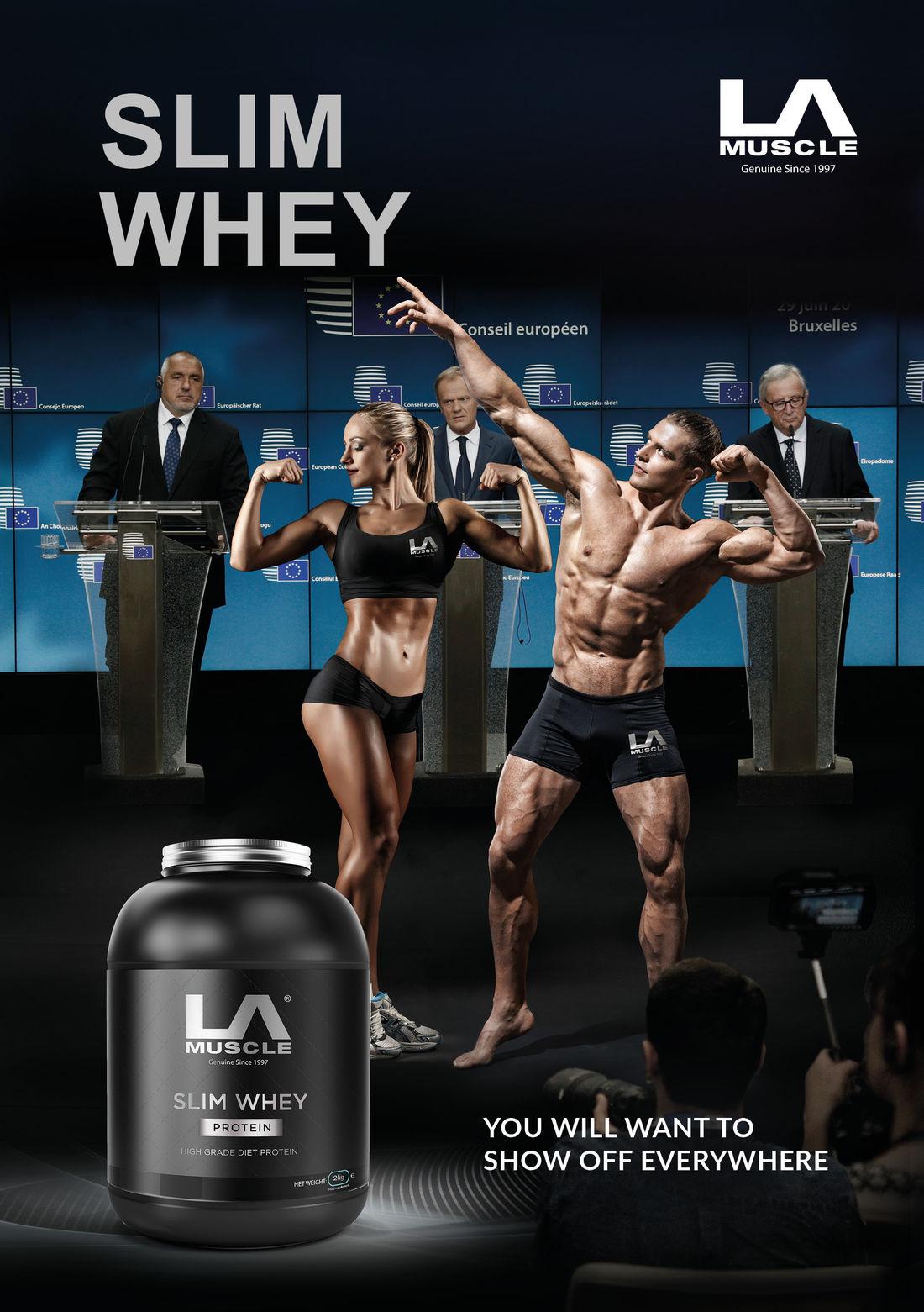 Slim Whey Diet Protein