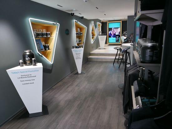 LA Muscle Concept Store