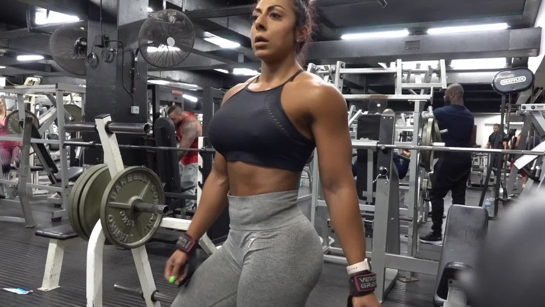 LA Muscle Top 10 Fitness Athletes of 2020