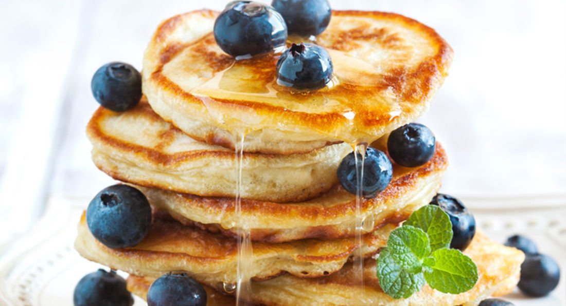 The Ultimate Protein Pancake for Pancake Day