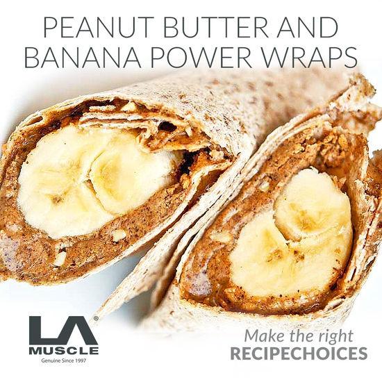 Protein Power Wraps