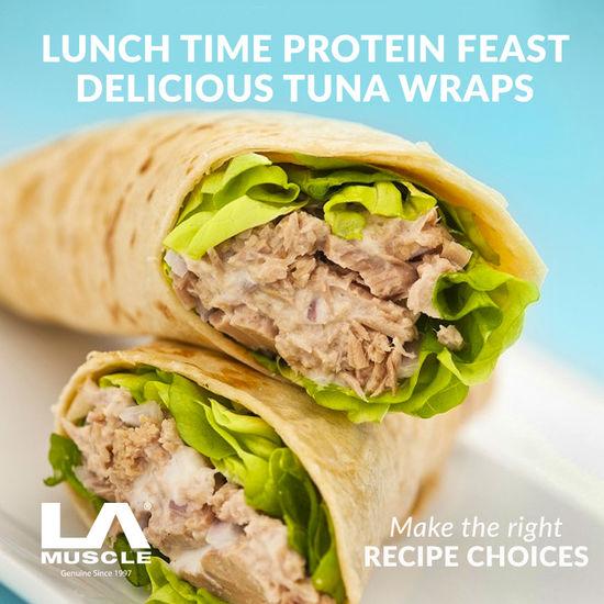 Tuna Wraps
