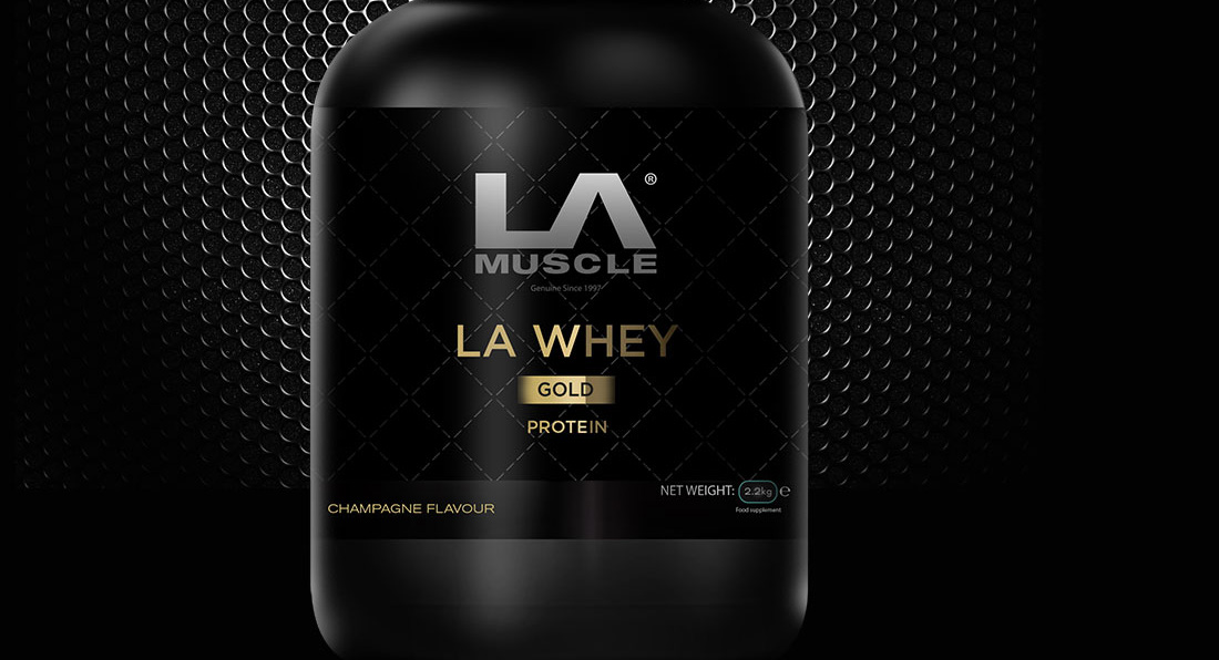 What makes LA Whey a premium protein, unlike any other...