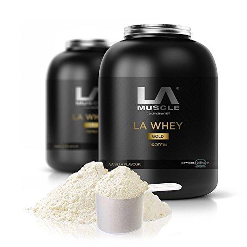 LA Whey Gold 2.2kg