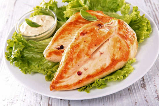Nutrition for lean muscle gains