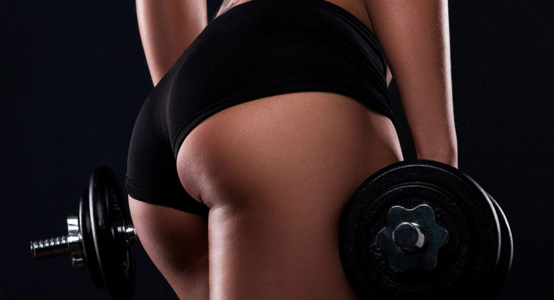 Build Bigger Legs With Dumbbells