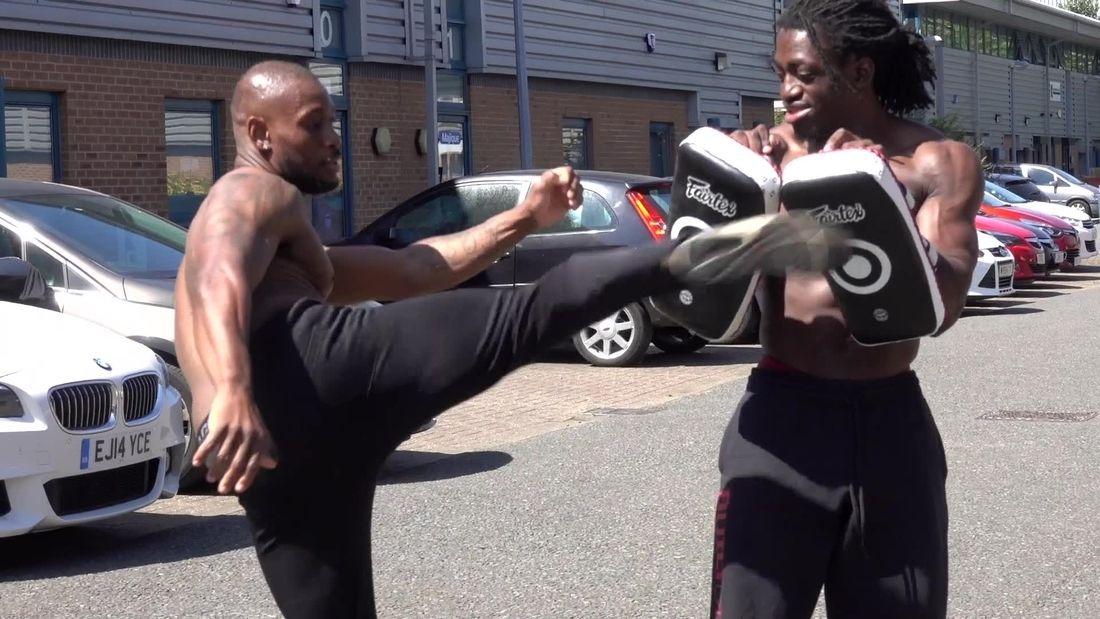 Karate & Judo World Champion Workout
