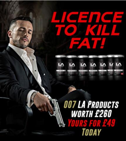 Licence To Kill Fat