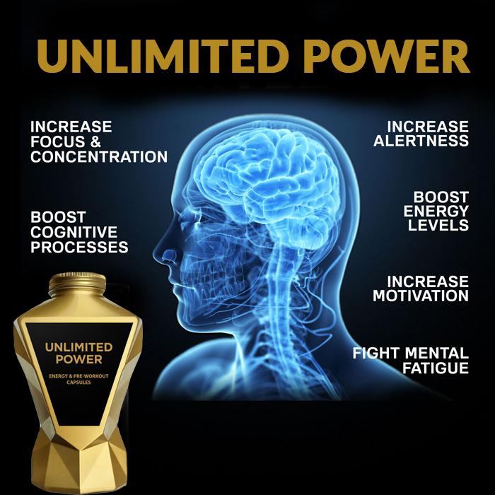 Unlimited Power Supplement