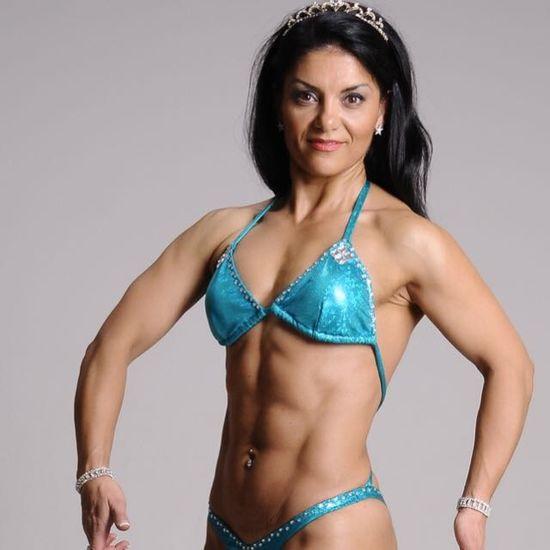 Personal trainer Lina Geraci