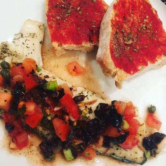 Mediterranean on a plate