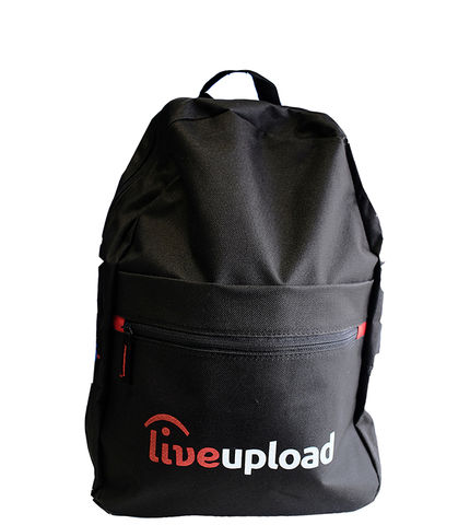 Back Pack Live Upload