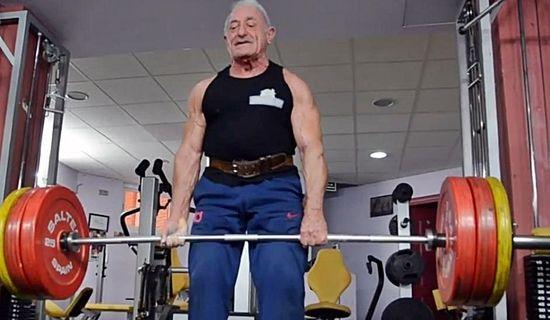 Manuel Valbuena Bodybuilder