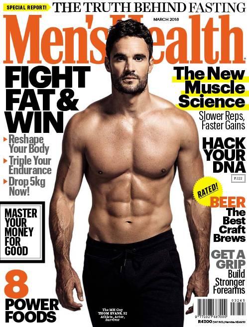 Chosen by Men's Health Beach Body Challenge