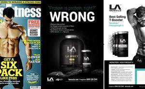 Men's Fitness Magazine April 2015