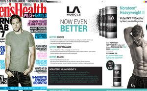 Men's Health December 2014 Issue