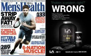 Men's Health Magazine March 2015