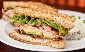 The Mighty Man Sandwich