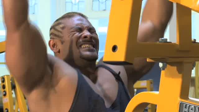Monster Workout- Back