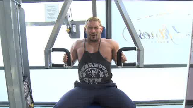 Monster Workout-Tricep